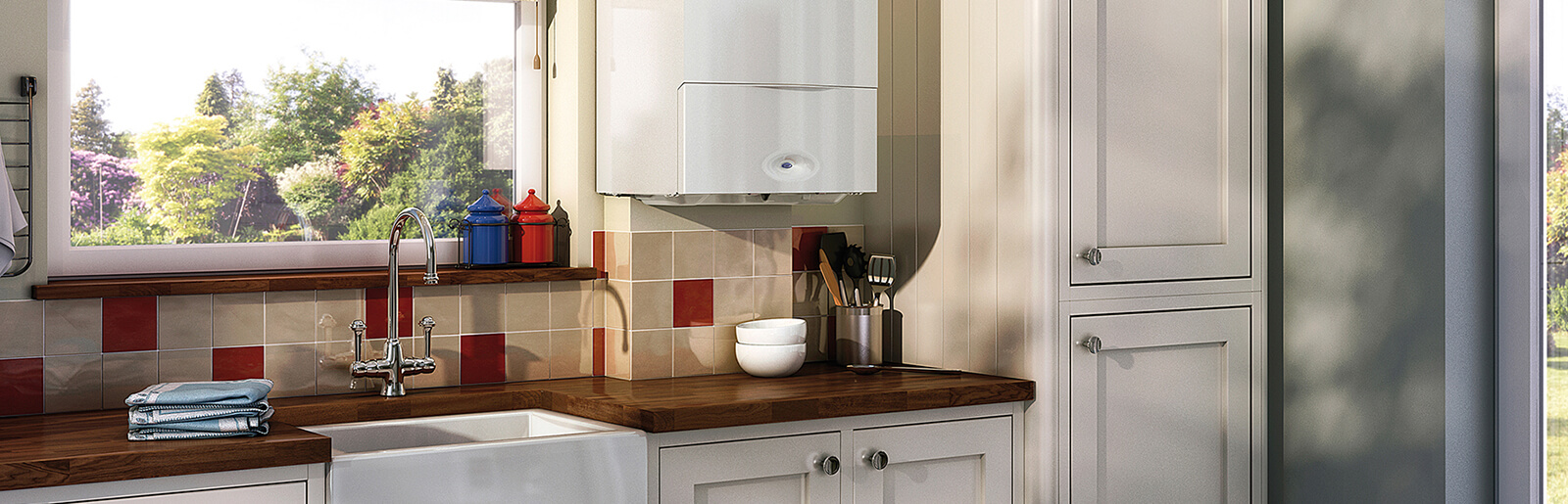 boiler replacement wakefield